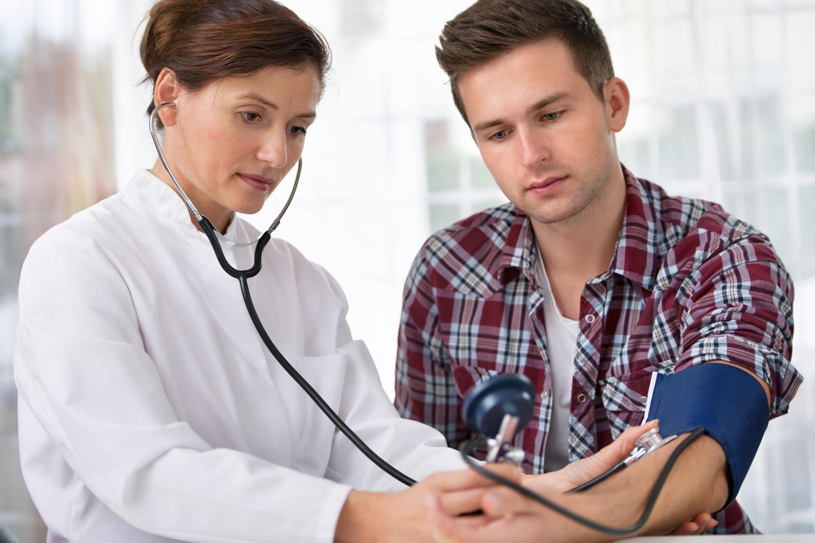 jei hipertenzija jauname amžiuje