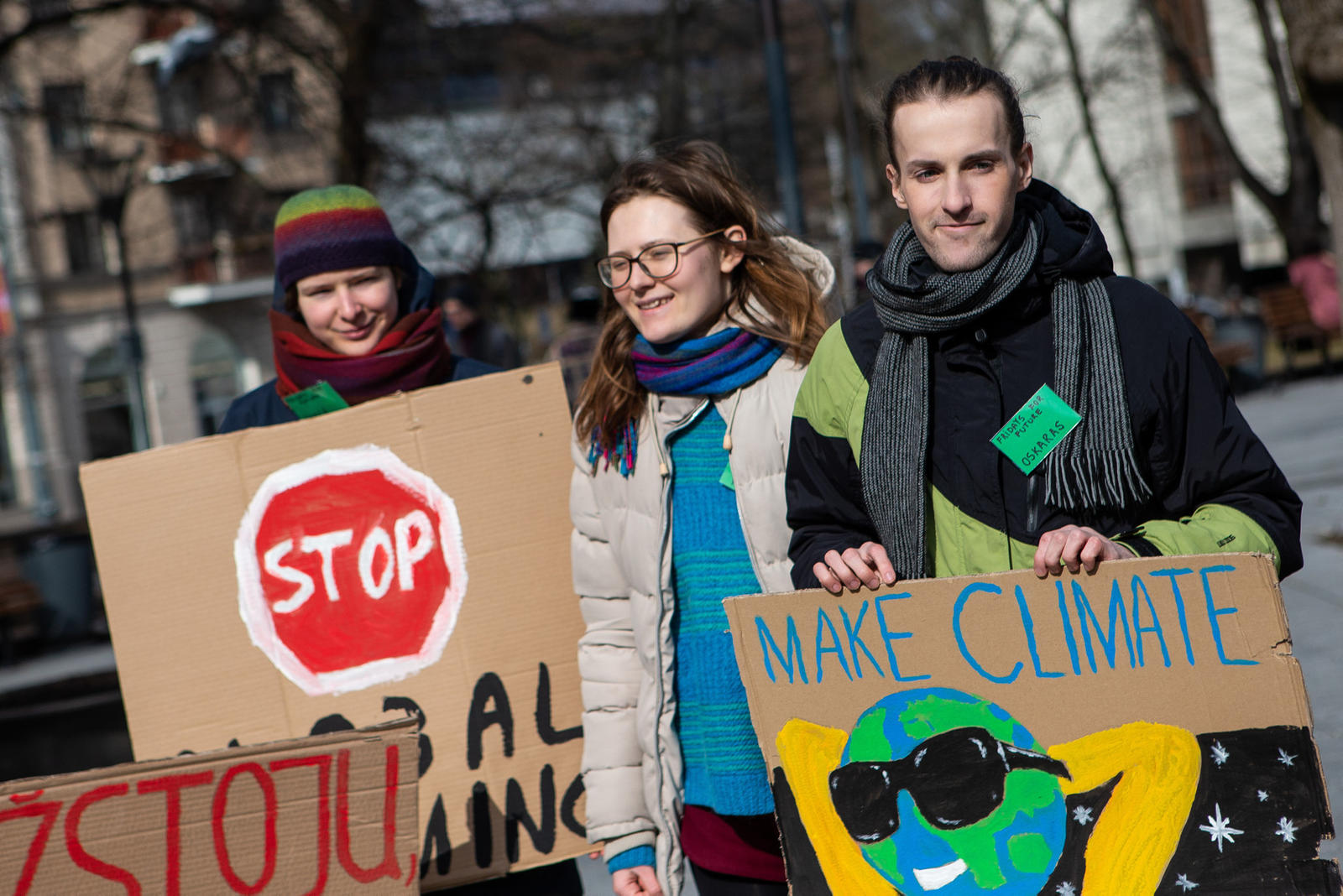 """Klimato kaitos politika dirba """"prakiurusio vamzdžio"""" principu"""