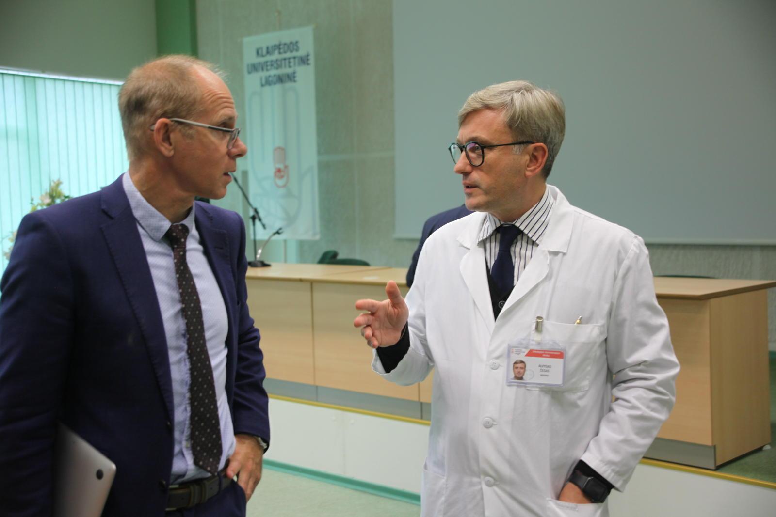 Vaistininkas – taip pat svarbus onkologinių ligonių patarėjas