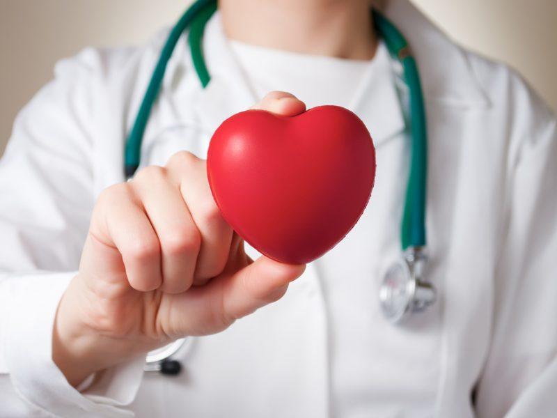 Įgimtos širdies ydos