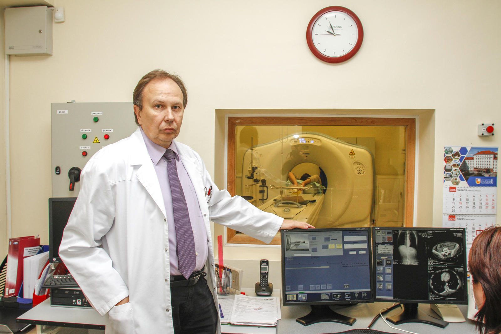 Baltijos amerikos klinika kompiuterine tomografija