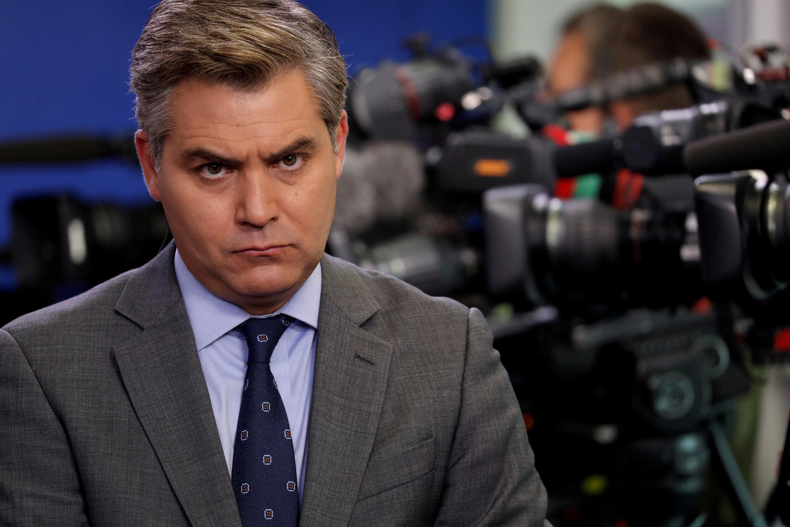 cnn journalist jim acosta - 1000×667