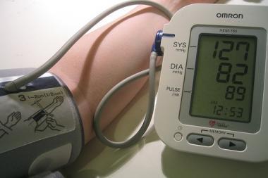 hipertenzija kankino, ką daryti)