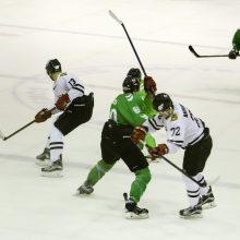 """""""Kauno Hockey"""" ledo ritulininkai nugalėjo principinius varžovus iš Vilniaus"""