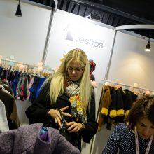 """""""Žalgirio"""" arenoje – tūkstančiai lietuviškų prekių"""