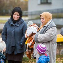 Pabėgėlių perkėlimas: Lietuva priėmė tik pusę kvotos, o pusė jų pabėgo