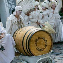 """""""Volfas Engelman"""" Aludarių dienos šventėje netrūko ir gero alaus, ir skambios muzikos"""
