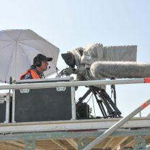 Lenktynės Palangoje – rekordinis renginys ir moderniausia TV transliacija