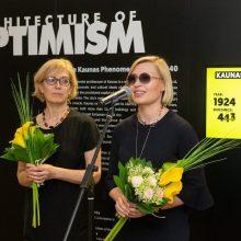 Marija Drėmaitė ir Giedrė Jankevičiūtė