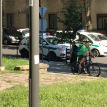 Kaune nukrito funikulierius: nukentėjo vaikai, sulaikytas girtas mašinistas