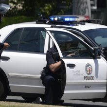 JAV mokykloje sulaukęs policijos pasipriešinimo nusišovė paauglys užpuolikas