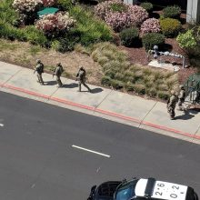 """YouTube"" biure San Fransiske moteris pašovė tris žmones"
