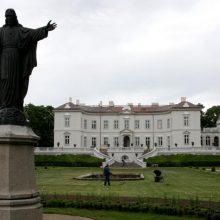 Vagyste įtaria nepilnametes Gintaro muziejaus lankytojas