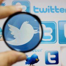 """""""Twitter"""" perdavė JAV prezidento J. Bideno komandai oficialiąsias paskyras"""