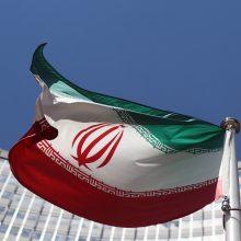 Iranas paskelbė sankcijų D. Trumpui ir jo administracijos nariams