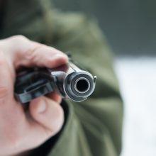 Klaipėdiečiams – bėdos dėl ginklų