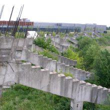 Nugriauti Nacionalinio stadiono griaučius kainuos apie 3 mln. eurų