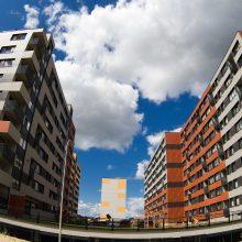 Tyrimas: gyventojai nuomonės nekeičia – būstas dar brangs