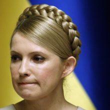 J. Tymošenko antrajame Ukrainos prezidento rinkimų rate nerems nė vieno kandidato