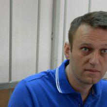 A. Navalno fondo teisininkui baltarusiui nurodyta išvykti iš Rusijos