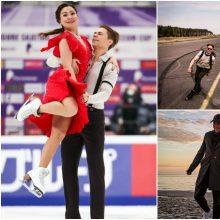 S. Ambrulevičius – apie tai, kaip čiuožti ir… nenučiuožti nuo proto