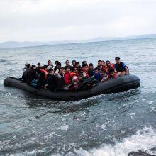 Prie Mauritanijos krantų nuskendus pabėgėlių laivui galėjo žūti dešimtys žmonių
