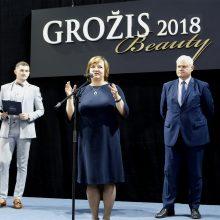 """""""Grožis 2018"""" šturmuoja Klaipėdą"""