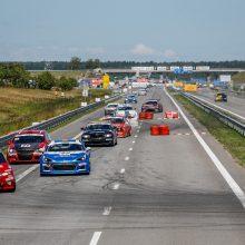 """""""Aurum 1006 km"""" lenktynės juda link finišo: kas pirmauja?"""