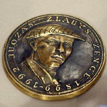 Valstybės istorija – kūrėjo medaliuose