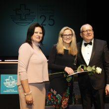 Klaipėdos jūrininkų ligoninė metus skaičiuoja pavasariais