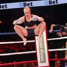 Pasaulio čempiono diržo Kaunui teks palūkėti
