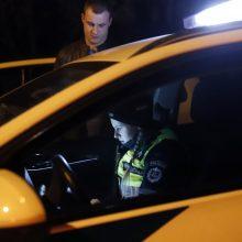 Kauno policijai įkliuvo girti vairuotojai – nuo dviratininko iki traktorininko