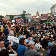 Baigiamasis Kauno gimtadienio akcentas – A. Mamontovo koncertas