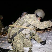 Azerbaidžano kariuomenė įžengė į Kelbečero rajoną