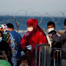 ES pristato naują migracijos ir prieglobsčio paktą