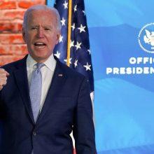 Ilgos rinkimų istorijos pabaiga: Kongresas patvirtino J. Bideno pergalę