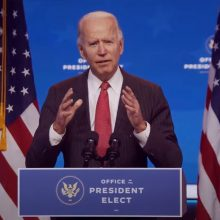 Prieš pripažindama J. Bideną JAV prezidentu, Lenkija laukia visų procedūrų užbaigimo