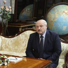A. Lukašenka žada trauktis iš posto, kai bus priimta nauja Konstitucija