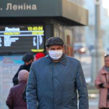Baltarusijoje per parą nustatyti 1 792 užsikrėtimo koronavirusu atvejai