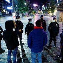 Belgijoje suimti du paaugliai, kaltinami planavus surengti islamistinį išpuolį