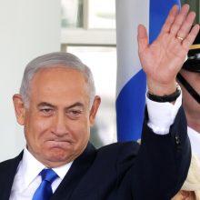 Izraelis ir JAE susitarė dėl bevizio režimo