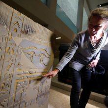 Berlyno muziejai tapo mįslingų vandalų atakų taikiniu