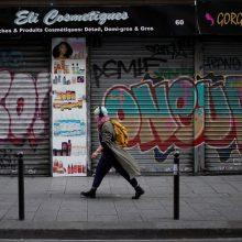 PSO: Europos laukia šeši sunkūs pandemijos mėnesiai