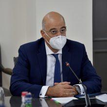 Graikija prašo įšaldyti muitų sąjungą su Turkija