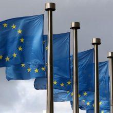 ES ruošia naują sankcijų Minsko režimui paketą
