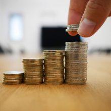 Vokietija kitąmet ketina skolintis 180 mlrd. eurų