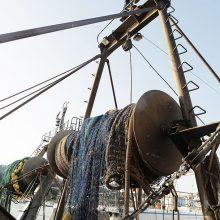 Barenco jūroje nuskendus žvejų laivui dingo septyniolika įgulos narių