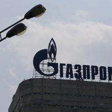 """""""Gazprom"""" apskundė Lenkijos konkurencijos prievaizdės skirtą baudą"""