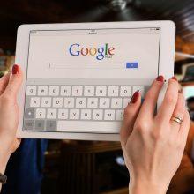 """Rusija didina spaudimą """"Google"""""""