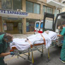 Medicininį išsilavinimą turintys Graikijos parlamentarai padirbės ligoninėse